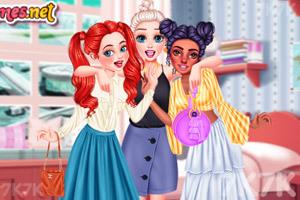 《姐妹的环球旅行》游戏画面1