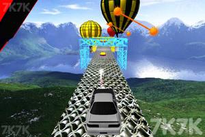 《特技飞车》游戏画面1