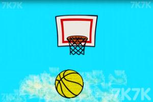 《篮球反弹》截图1