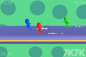 《3D赛跑》截图3