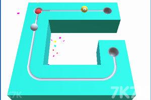 《撞球进洞》游戏画面2