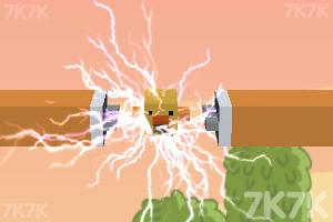 《动物积木向上飞》游戏画面1