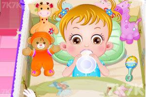 《可愛寶貝睡覺H5》截圖1