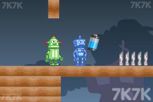 《机器人兄弟冒险》游戏画面3