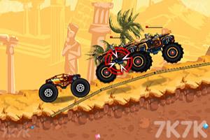 《狂野四驅車競賽3》游戲畫面2