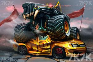 《狂野四驅車競賽3》游戲畫面1