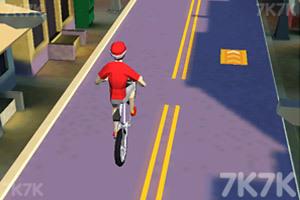 《极限自行车》游戏画面2