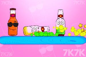 《瓶盖飞转》游戏画面3