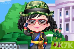《可爱宝贝当警官》游戏画面2