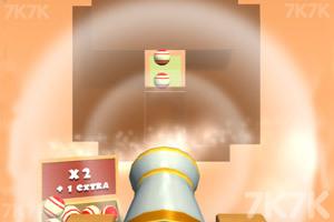 《炮轰方块》游戏画面1