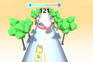 《彩色障碍赛》游戏画面3