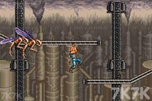 《超级魂斗罗3无敌版》游戏画面3