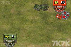 《坦克争霸无敌版》游戏画面3