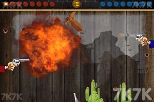 《枪手对决》游戏画面3