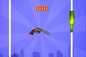 《枪与瓶》游戏画面1