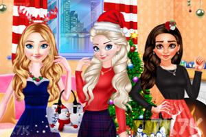 《公主的圣诞派对》游戏画面1