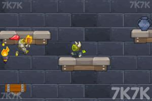 《点燃城堡之光》游戏画面1