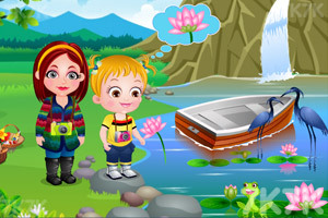 《可爱宝贝自然探险》游戏画面5