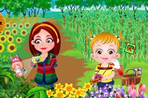 《可爱宝贝自然探险》游戏画面1