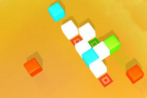 《果冻立方体》游戏画面1