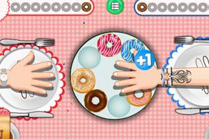 《争夺甜甜圈》游戏画面1