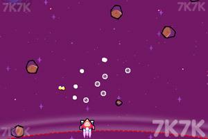 《太空陨石之战》截图3
