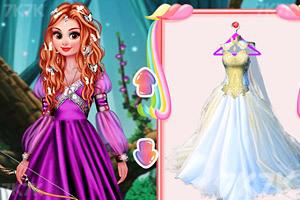 《梦幻森林的公主》游戏画面5