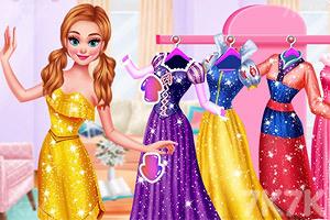 《公主们的两幅面孔》游戏画面5