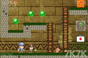 《玛雅冒险之旅》游戏画面1