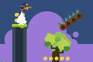 《喷射器火力战》游戏画面3