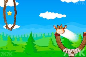 《愤怒猫发射无敌版》游戏画面1