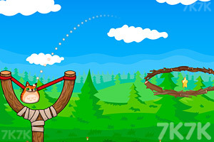 《愤怒猫发射无敌版》游戏画面3