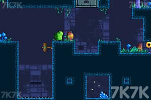 《诅咒的神庙》游戏画面3