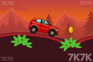 沙漠危险赛车