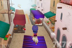 《沙漠小镇跑酷》截图3