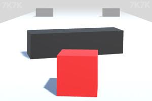 《立方体闯障碍》游戏画面2