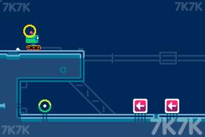 《机器人前进》游戏画面3