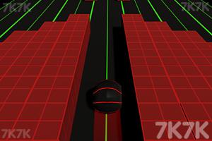 《快速滚动球》游戏画面1