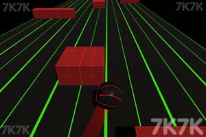《快速滚动球》游戏画面3