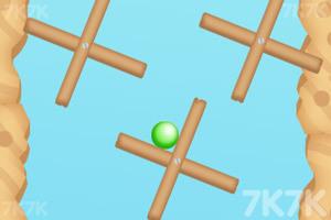 《小球旋转进洞》游戏画面3