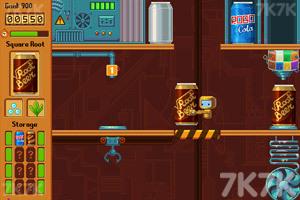 《碳酸饮料制作工厂》游戏画面1