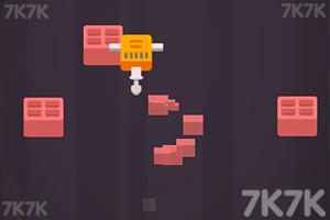 《打砖机》游戏画面1