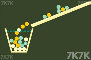《小球进杯》游戏画面3