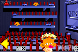 《逗小猴开心系列407》游戏画面1