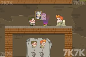 《除鬼师h5》游戏画面3