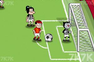 《弹射足球大赛》游戏画面3