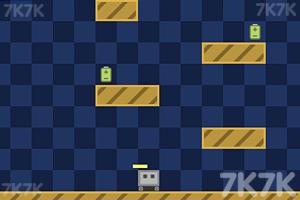 《机器小人快跑》游戏画面1