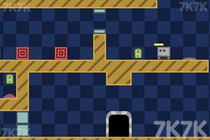 《机器小人快跑》游戏画面2