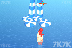 《水上乐园冲浪》截图1