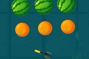 飞刀切水果